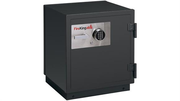 "Safes FireKing 30"" High Extra Deep 2 Hour Fire and Burglary Rated Safe"