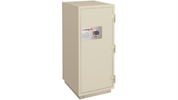 "Safes FireKing 41"" High 2 Hour Fire and Burglary Rated Safe"