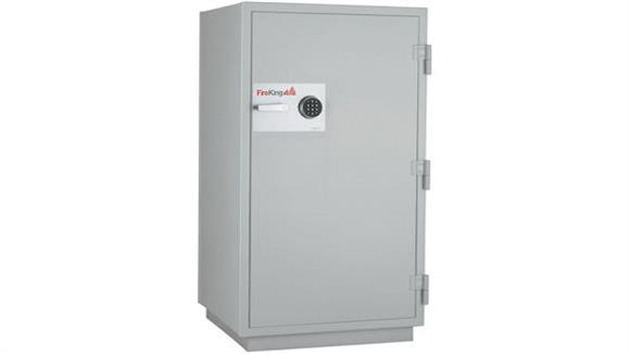 """Safes FireKing 59-3/4"""" High 3 Hour Fireproof Data Safe"""