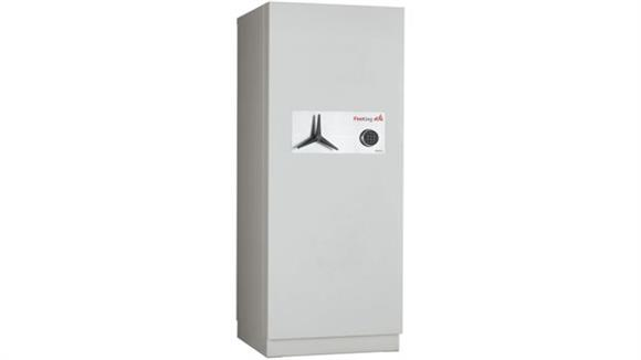 "Safes FireKing 77"" High 2 Hour Fireproof Data Safe"