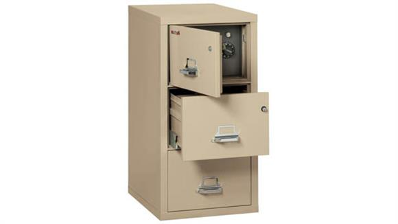 Safes FireKing 3 Drawer Legal Safe in a File