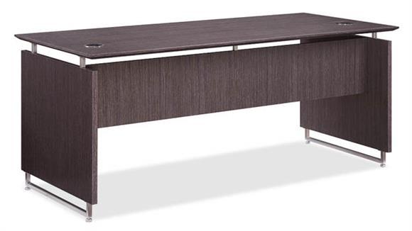 "Computer Desks Forward Furniture 72""W x 30""D Desk"