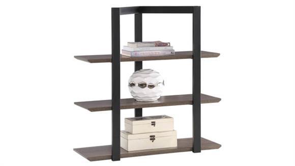 Bookcases Forward Furniture 3 Shelf Bookcase
