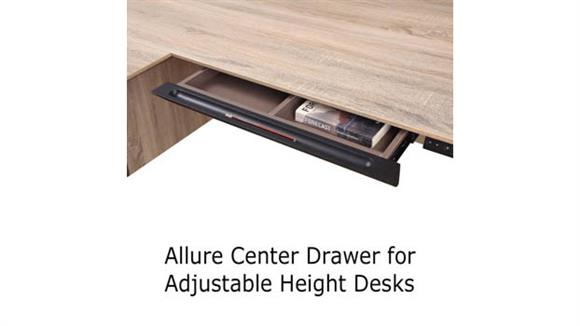 Desk Parts & Accessories Forward Furniture Center Drawer for Adjustable Height Desks,Credenzas & Returns