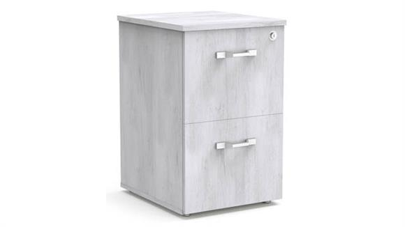 File Cabinets Vertical Forward Furniture File/File Vertical Pedestal - Assembled
