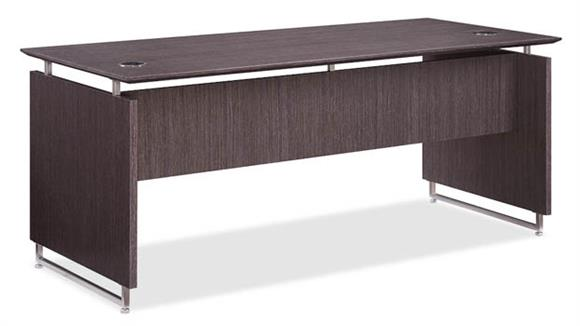 "Computer Desks Forward Furniture 72""W x 30""D Desk"