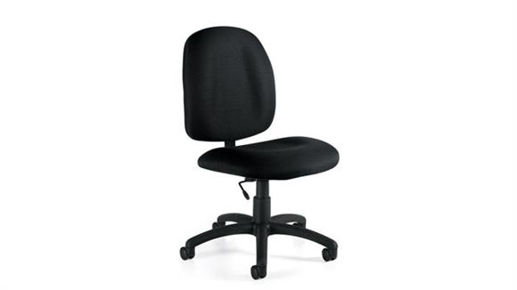 Office Chairs Offices to Go Armless Task Chair