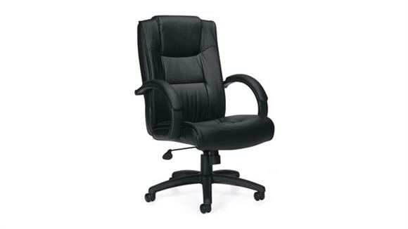 Office Chairs Offices to Go Leather Executive Chair