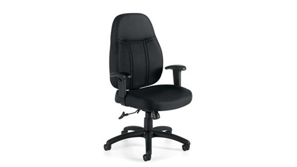Office Chairs Offices to Go Tilter Chair with Arms