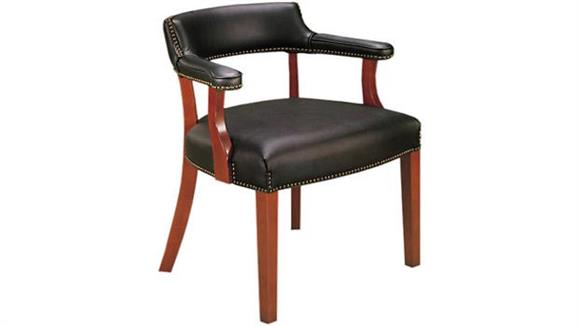 Side & Guest Chairs High Point Furniture Captains Arm Chair