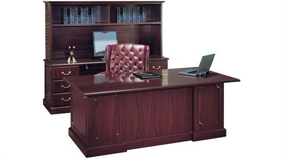 Executive Desks High Point Furniture 3 Piece Office Set