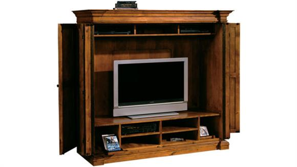 TV Armoires Hekman Furniture Solid Wood Plasma Cabinet