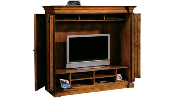 TV Armoires Hekman Furniture Solid Wood Plasma Cabinet