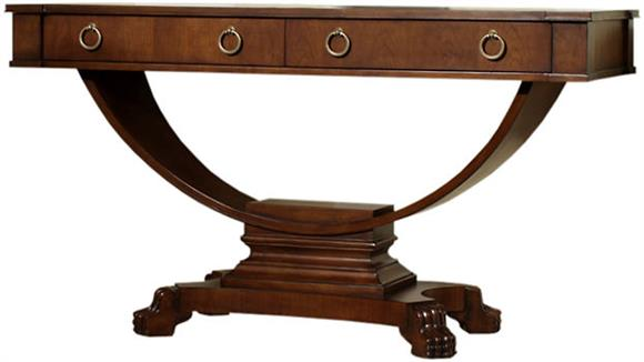 Console Tables Hekman Furniture Solid Wood Console Table