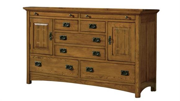 Buffets Hekman Furniture Solid Wood Buffet