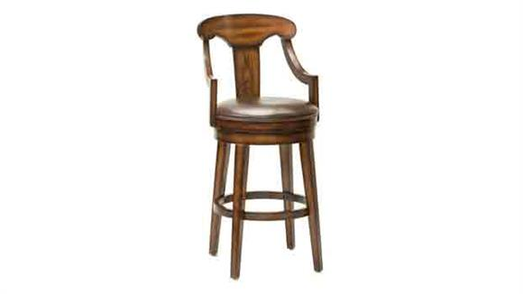 Counter Stools Hillsdale House Upton Swivel Counter Stool