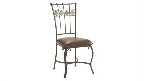 Dining Chairs Hillsdale House Lakeview Dining Chair with Slate Inset - Set of 2