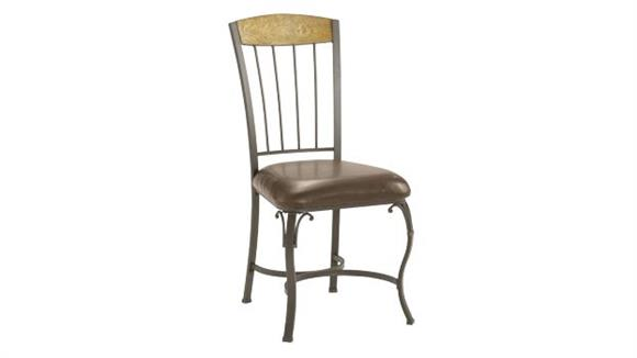 Dining Chairs Hillsdale House Lakeview Dining Chair with Wood Panel - Set of 2