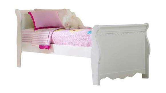 Twin Size Beds Hillsdale House Lauren Sleigh Twin Bedset