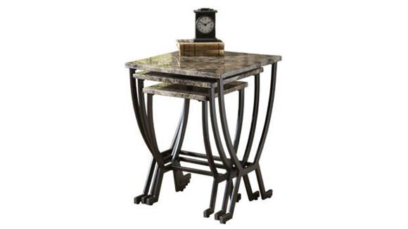 Occasional Tables Hillsdale House Monaco Nesting Tables