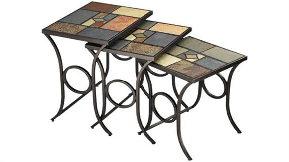 Occasional Tables Hillsdale House Pompei Nesting Tables