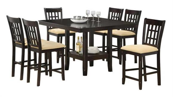 Dining Tables & Sets Hillsdale House Tabacon Counter Height 5 Piece Dining Set