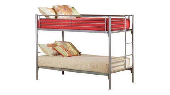 Bunkbeds Hillsdale House Universal Youth Twin/Twin Bunk Bed