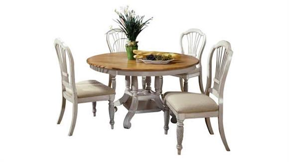 Dining Tables & Sets Hillsdale House Wilshire 5 Piece Dining Set