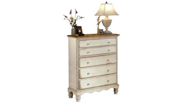 Dressers Hillsdale House Wilshire 5 Drawer Chest