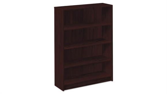 """Bookcases HON 36""""W x 11 1/2""""D x 48 3/4""""H Four Shelf Bookcase"""
