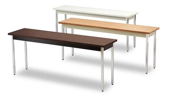 "Activity Tables HON 72"" x 18"" Utility Table"
