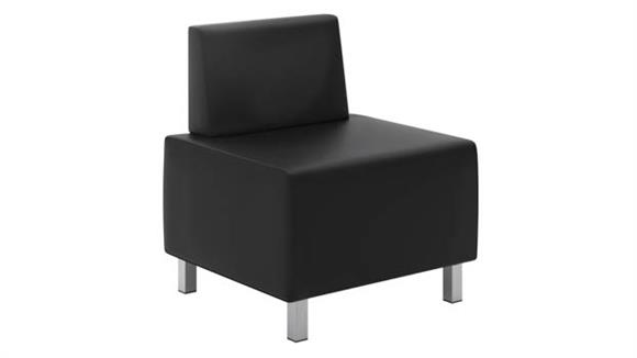 Occasional Chairs HON Modular Leather Chair