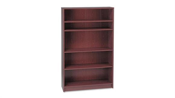 """Bookcases HON 60"""" Square Edge Bookcase"""