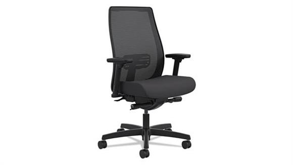 Office Chairs HON Mesh Mid-Back Work Chair