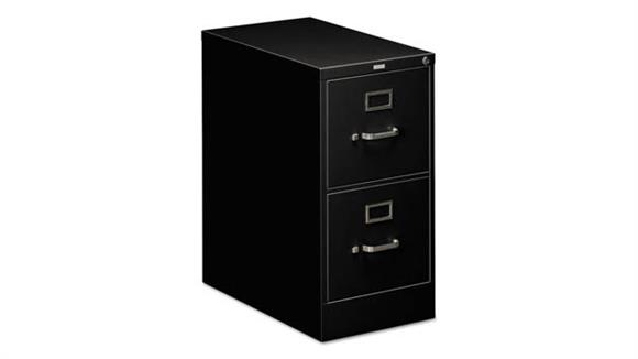 File Cabinets Vertical HON Two-Drawer, Full-Suspension File