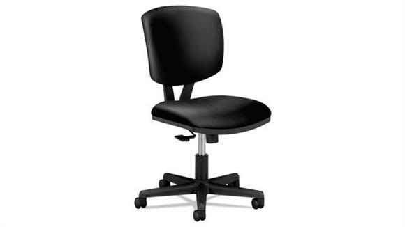 Office Chairs HON Leather Task Chair