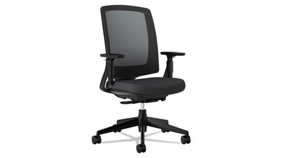 Office Chairs HON Lota Series Mesh Mid-Back Work Chair