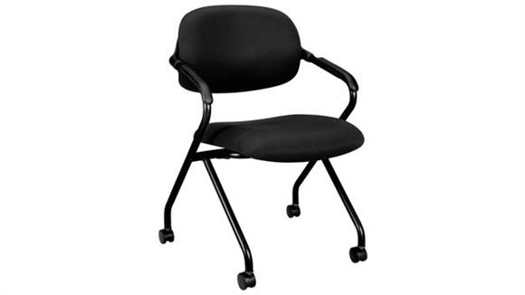 Stacking Chairs HON Nesting Arm Chair