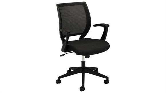 Office Chairs HON Mid-Back Work Chair