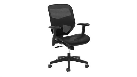 Office Chairs HON Mesh High-Back Task Chair