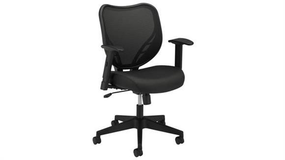 Office Chairs HON Mid-Back Swivel/Tilt Chair