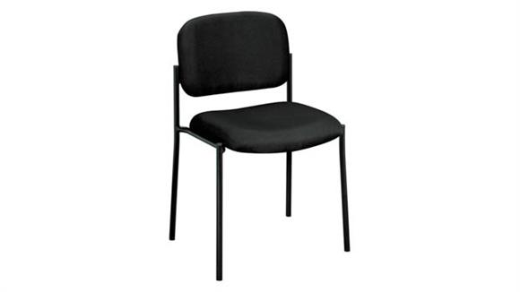Stacking Chairs HON Stacking Armless Guest Chair