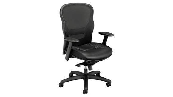 Office Chairs HON High-Back Swivel/Tilt Work Chair