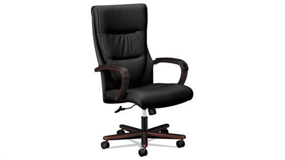 Office Chairs HON High-Back Swivel/Tilt Chair