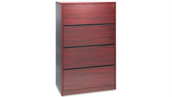 File Cabinets Lateral HON Four Drawer Lateral File