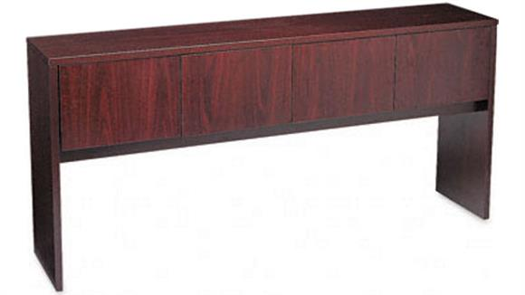 "Top of Desk HON 72"" Storage Hutch"