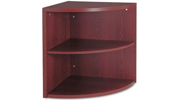 Bookcases HON Two Shelf End Cap Bookcase