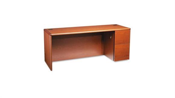 """Office Credenzas HON 72"""" Single Pedestal Credenza"""