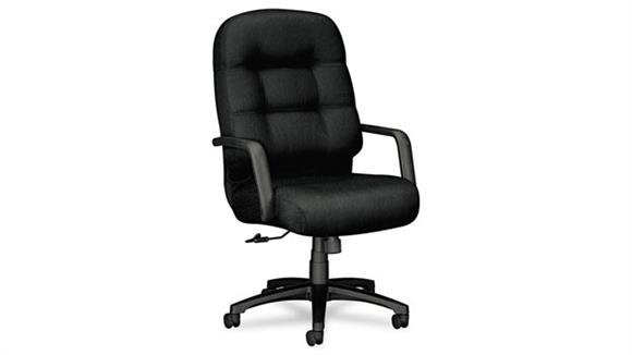 Office Chairs HON Executive High Back Swivel Chair