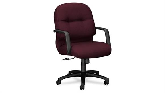 Office Chairs HON Managerial Mid Back Swivel Chair